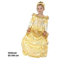 Šaty na karneval - Krásná princezna vel. XS