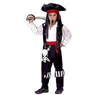 Šaty na karneval - Pirát vel. S
