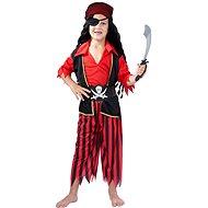 Šaty na karneval - Pirát vel. M