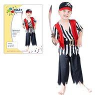Šaty na karneval - Pirát vel. XS