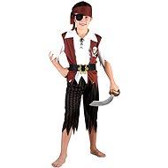 Šaty na karneval - Pirát vel. L
