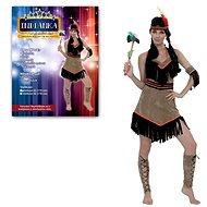 Šaty na karneval - Indiánka vel. 42