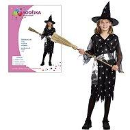Šaty na karneval - Čarodějka vel. S