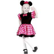Šaty na karneval - Myška vel. XS