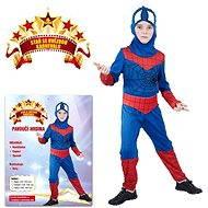 Šaty na karneval - Spiderman vel. M