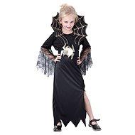 Šaty na karneval - Černá vdova vel. M