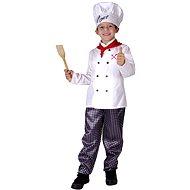 Šaty na karneval - Kuchař vel. L