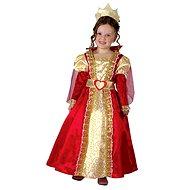 Šaty na karneval - Královna vel. XS