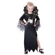 Šaty na karneval - Černá vdova vel. L