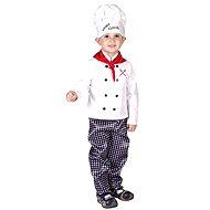 Šaty na karneval - Kuchař vel. XS