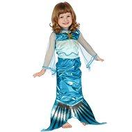 Šaty na karneval - Mořská panna vel. XS