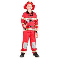 Šaty na karneval - Požárník vel. M