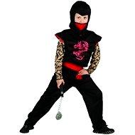 Šaty na karneval - Ninja bojovník vel. S