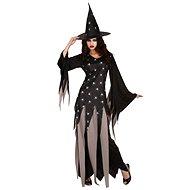 Šaty na karneval - Zlá čarodějka vel. 42