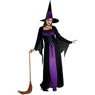 Šaty na karneval - Čarodějka vel. 42