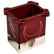 KINGPIN cooling Venom CPU Pot červený