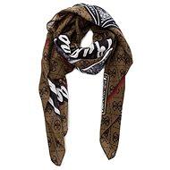 GUESS šátek AW7711 POL03 brown multi
