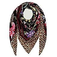 GUESS šátek AW7717 VIS03 leopard