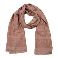 GUESS šátek AW7805 POL03 brown