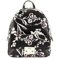 GUESS batoh SF711031 Black floral