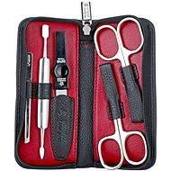Pfeilring Original Solingen Luxusní manikúrová sada 9350 Černá/červená