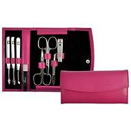 Pfeilring Original Solingen Luxusní manikúrová sada 9302 Růžová