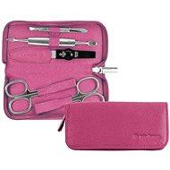 Pfeilring Original Solingen Luxusní manikúrová sada 9359-8780 Růžová