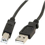 PremiumCord USB 2.0 5m propojovací černý