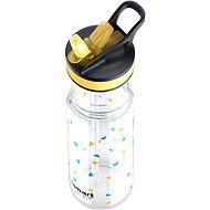 Lamart Sportovní lahev 0.5l žlutá Straw LT4035