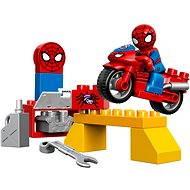 LEGO DUPLO 10607 Spidermanova dílna pro pavučinové kolo