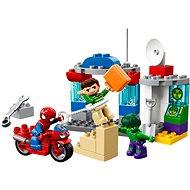 LEGO DUPLO Super Heroes 10876 Dobrodružství Spider-Mana a Hulka