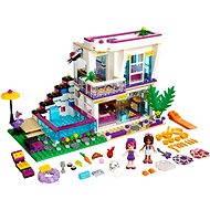 LEGO Friends 41135 Livi a její dům popové hvězdy