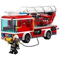 LEGO City 60107 Hasiči, Hasičské auto s žebříkem
