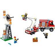 LEGO City 60111 Hasiči, Zásahové hasičské auto