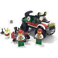 LEGO City 60115 Skvělá vozidla, Terénní vozidlo 4 x 4