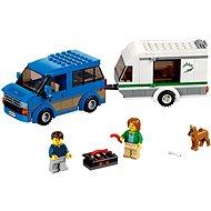 LEGO City 60117 Skvělá vozidla, Dodávka a karavan