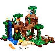 LEGO Minecraft 21125 Dům na stromě v džungli