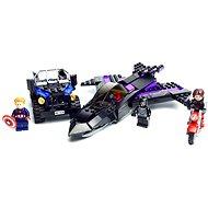 LEGO Super Heroes 76047 Pronásledování černého pantera