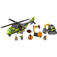 LEGO City 60123 Sopeční průzkumníci, Sopečná zásobovací helikoptéra