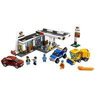 LEGO City 60132, Benzínová stanice