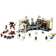 LEGO 70596 Ninjago Zmatek v jeskyni se Samurajem X