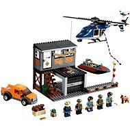 LEGO City 60009 Policie, Zásah policejní helikoptéry