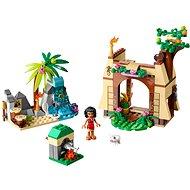 LEGO Disney Princess 41149 Vaiana a její dobrodružství na ostrově