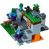 LEGO Minecraft 21141 Jeskyně se zombie