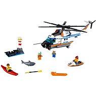 LEGO City Coast Guard 60166 Výkonná záchranářská helikoptéra