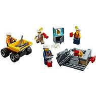 LEGO City 60184 Důlní tým