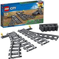 LEGO City Trains 60238 Výhybky