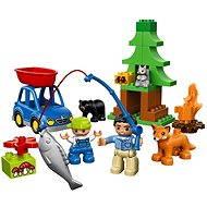 LEGO DUPLO 10583 Lego Ville, Výprava na ryby