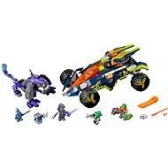 LEGO Nexo Knights 70355 Aaronův vůz Horolezec