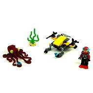 LEGO City 60090 Hlubinný mořský průzkum, Potápěčský hlubinný skútr
